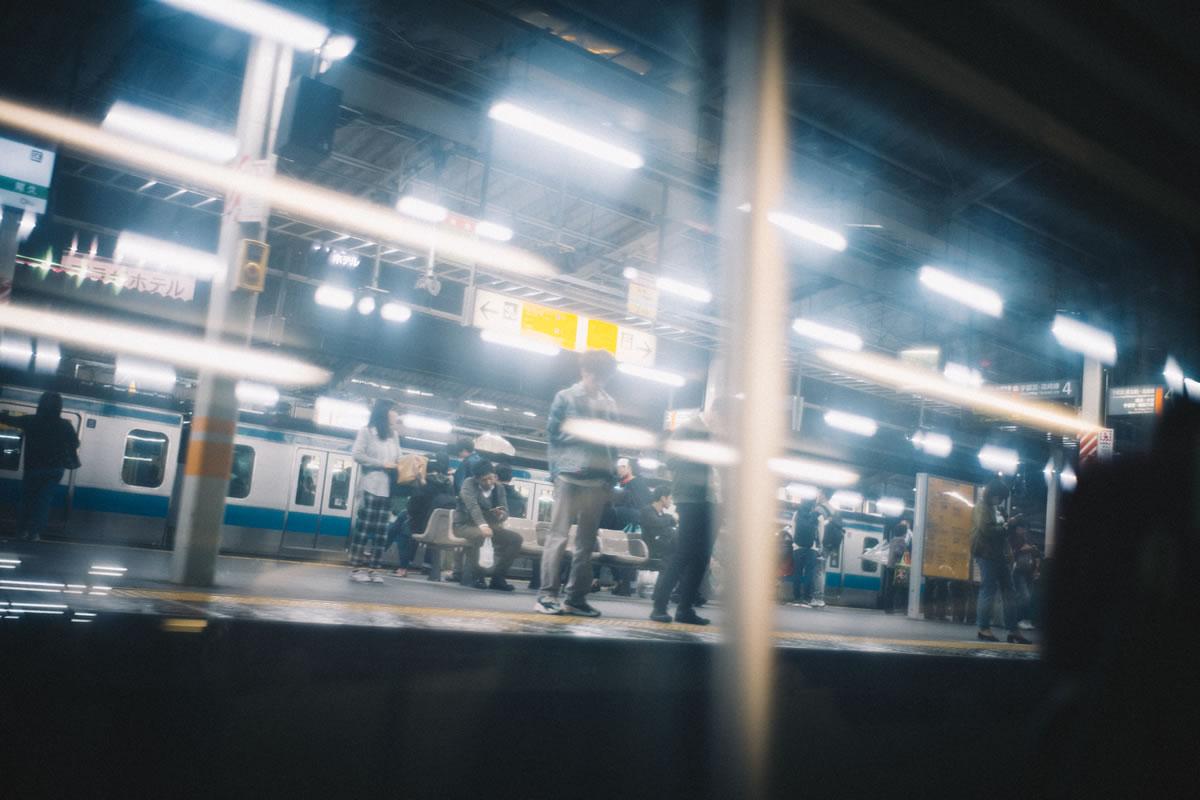 東京へ戻る車窓から|Leica M10 + Summilux 35mm f1.4