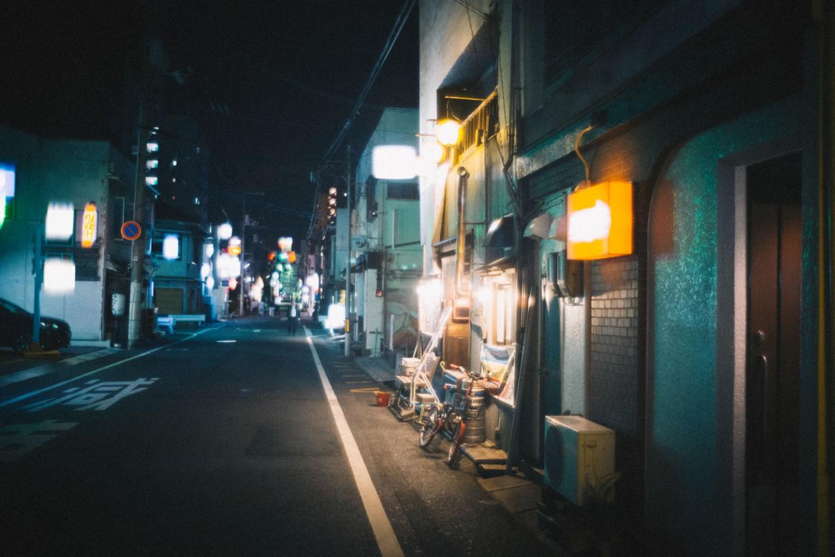 福山には小さなスナックがいっぱい|Leica M10 + Summilux 35mm f1.4