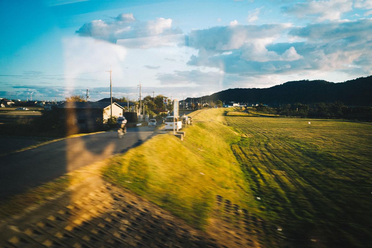 列車は相生を通過|Leica M10 + Summilux 35mm f1.4