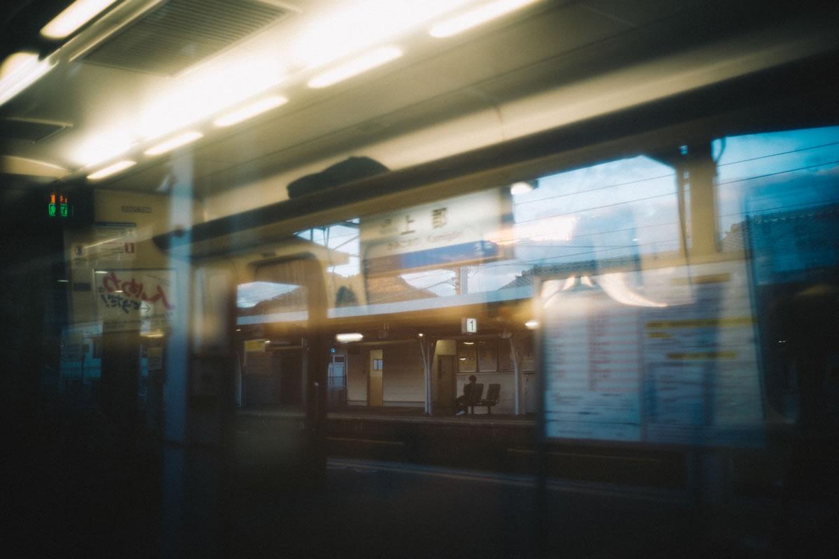 上郡という駅|Leica M10 + Summilux 35mm f1.4