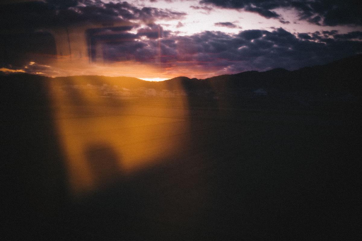 一瞬のマジックアワー|Leica M10 + Summilux 35mm f1.4