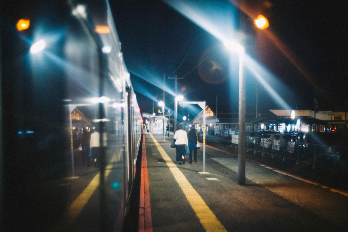 もうすぐ鳥取駅|Leica M10 + Summilux 35mm f1.4