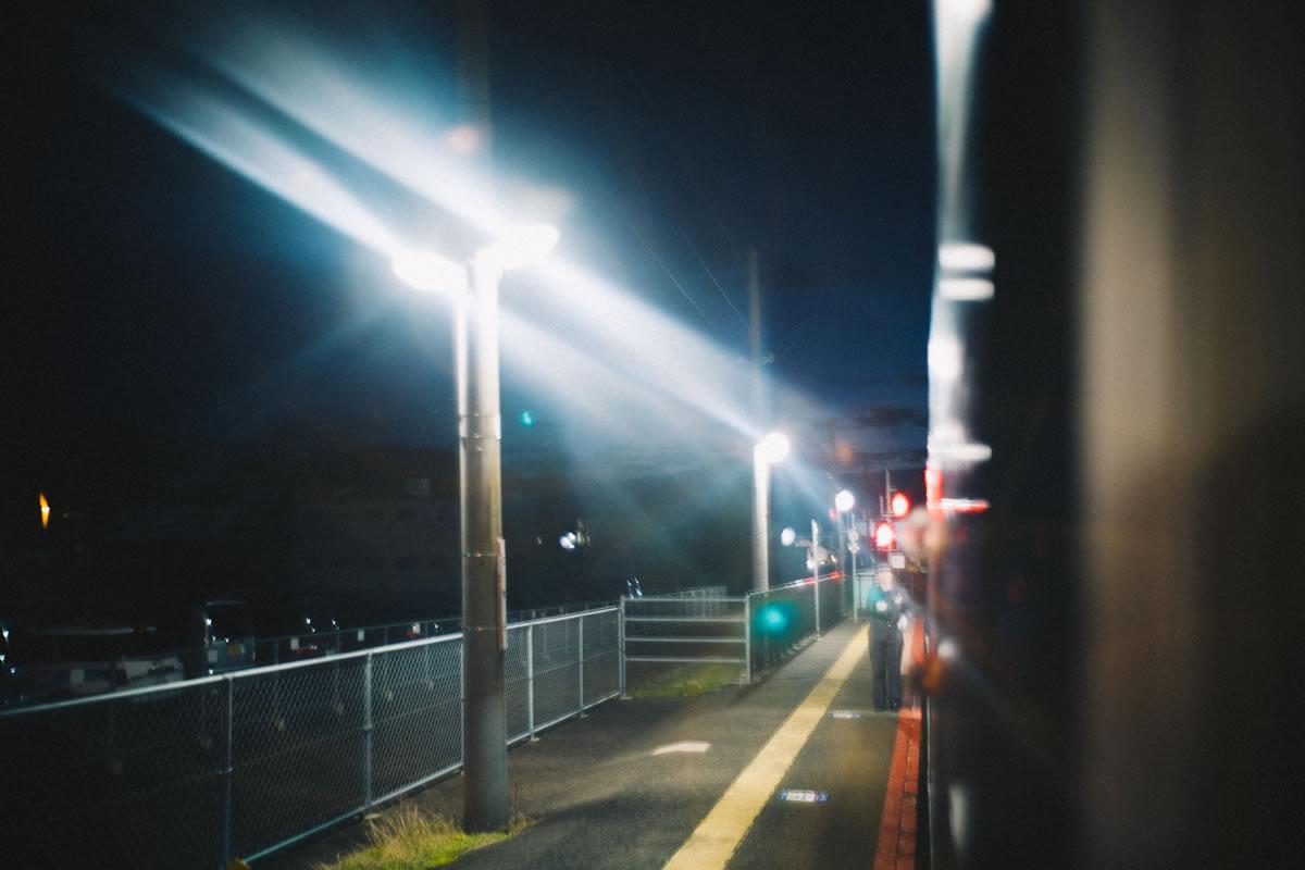 静かな駅舎|Leica M10 + Summilux 35mm f1.4