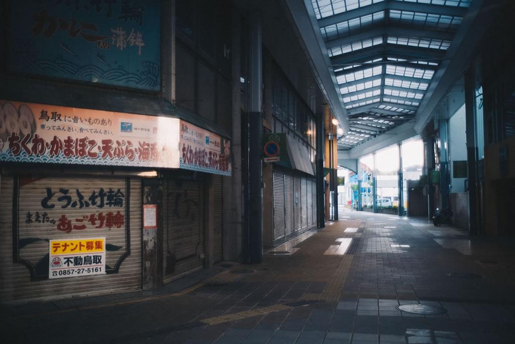 さらば鳥取|Leica M10 + Summilux 35mm f1.4