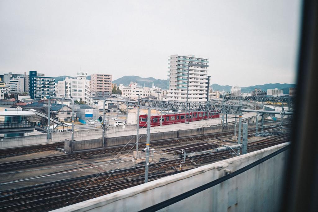 姫路を出発!|Leica M10 + Summilux 35mm f1.4