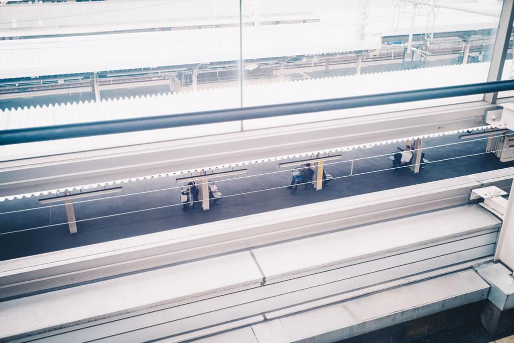 これは京都駅です|Leica M10 + Summilux 35mm f1.4