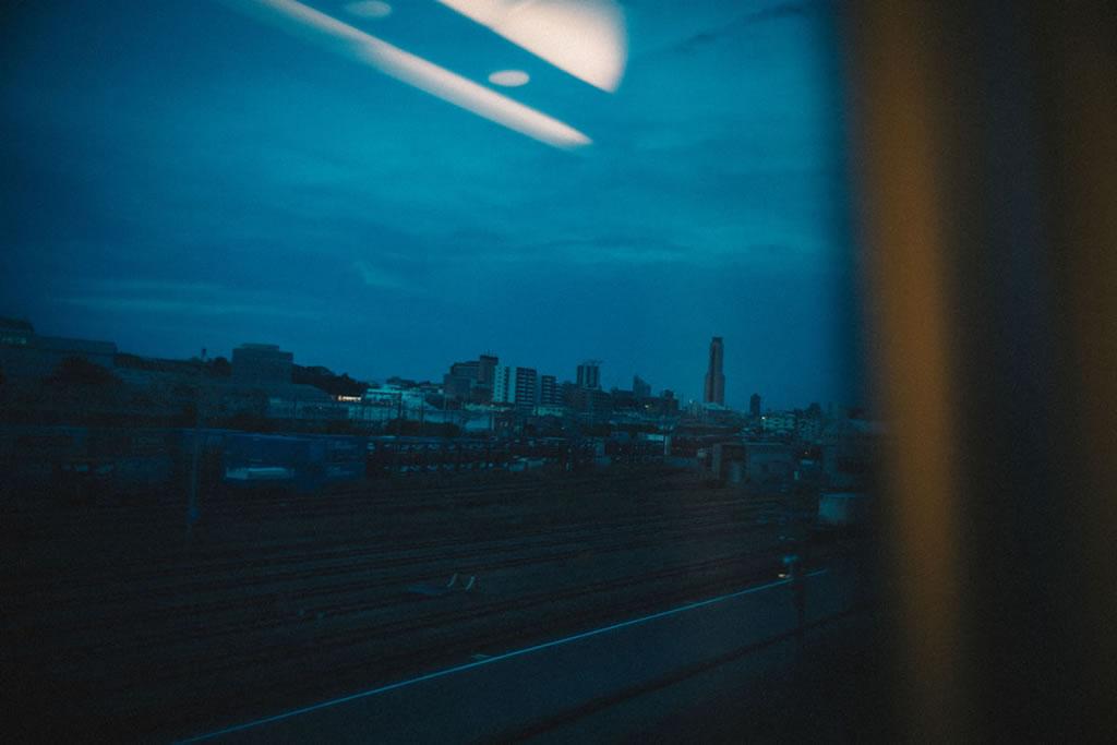 日が暮れた浜松|Leica M10 + Summilux 35mm f1.4