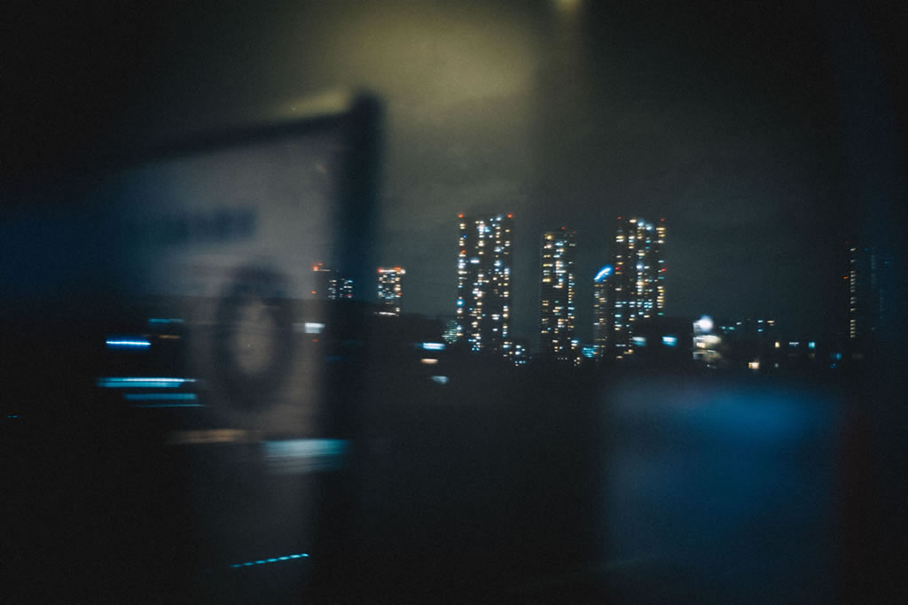 あっという間に品川に到着|Leica M10 + Summilux 35mm f1.4