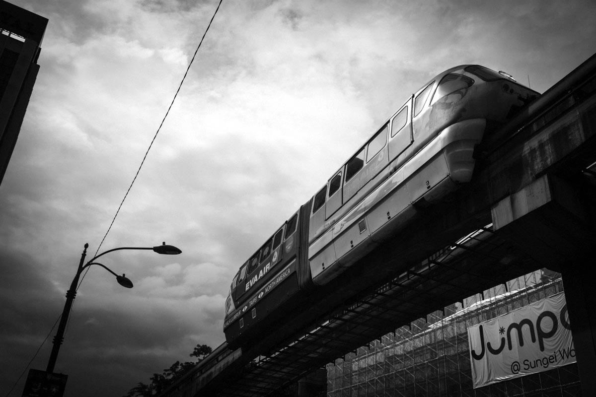 交通網が発達して便利なクアラルンプール|Leica M10 + Summilux 35mm f1.4