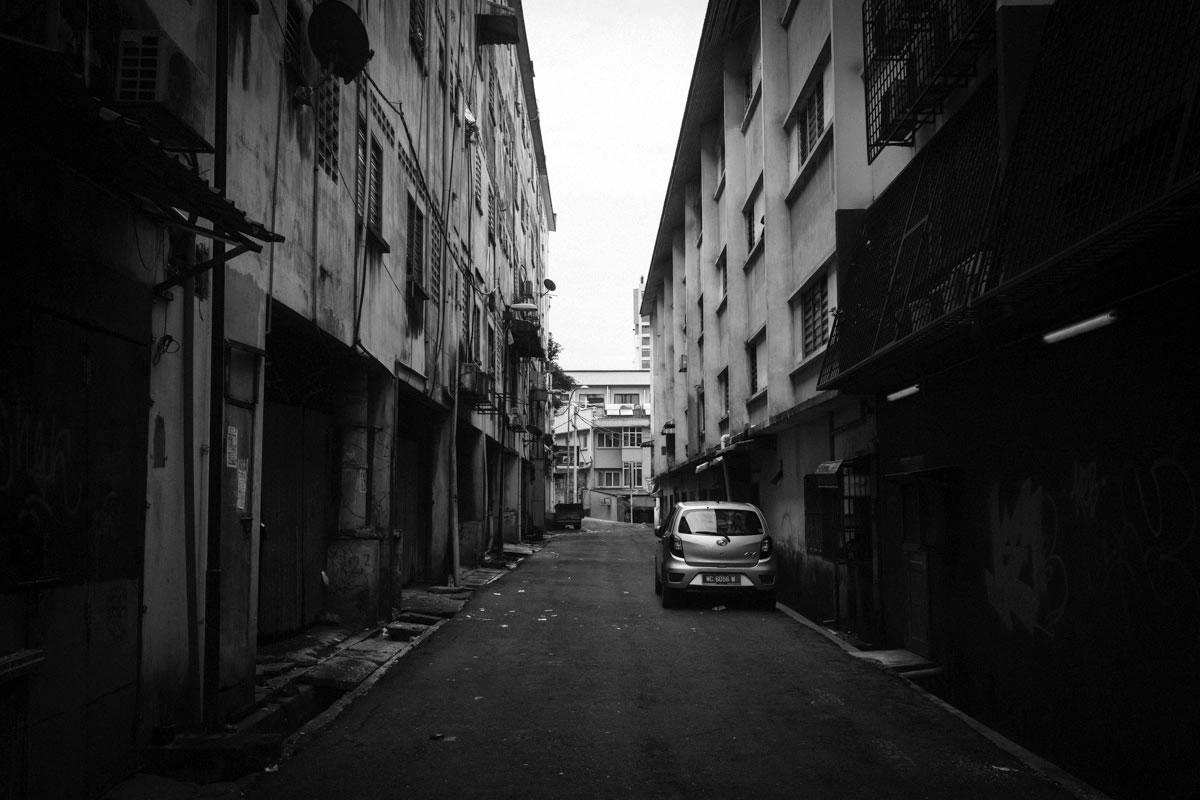 写真的にクアラルンプールの路地は最高|Leica M10 + Summilux 35mm f1.4