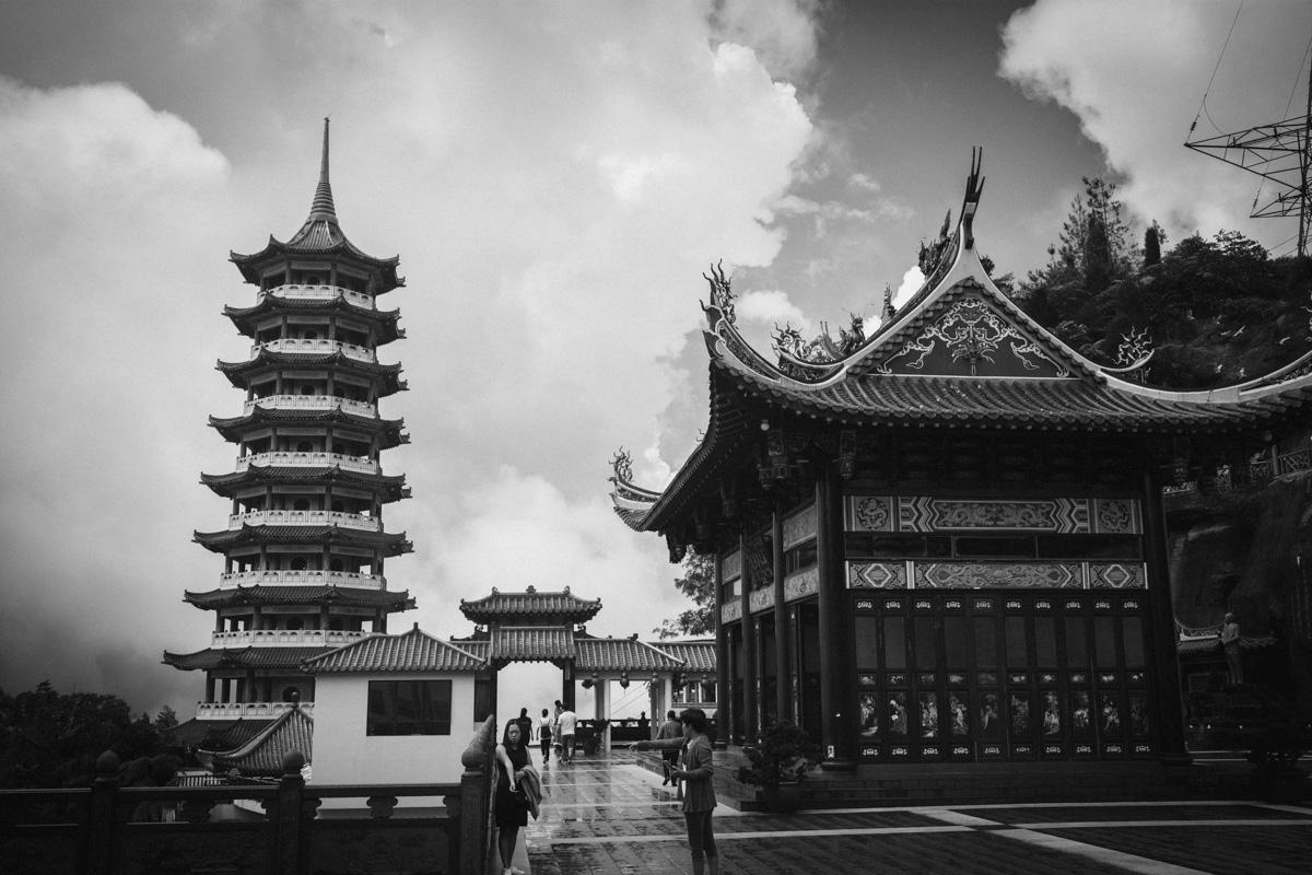 ゲンティングループ創業者が建てた寺院|Leica M10 + Summilux 35mm f1.4