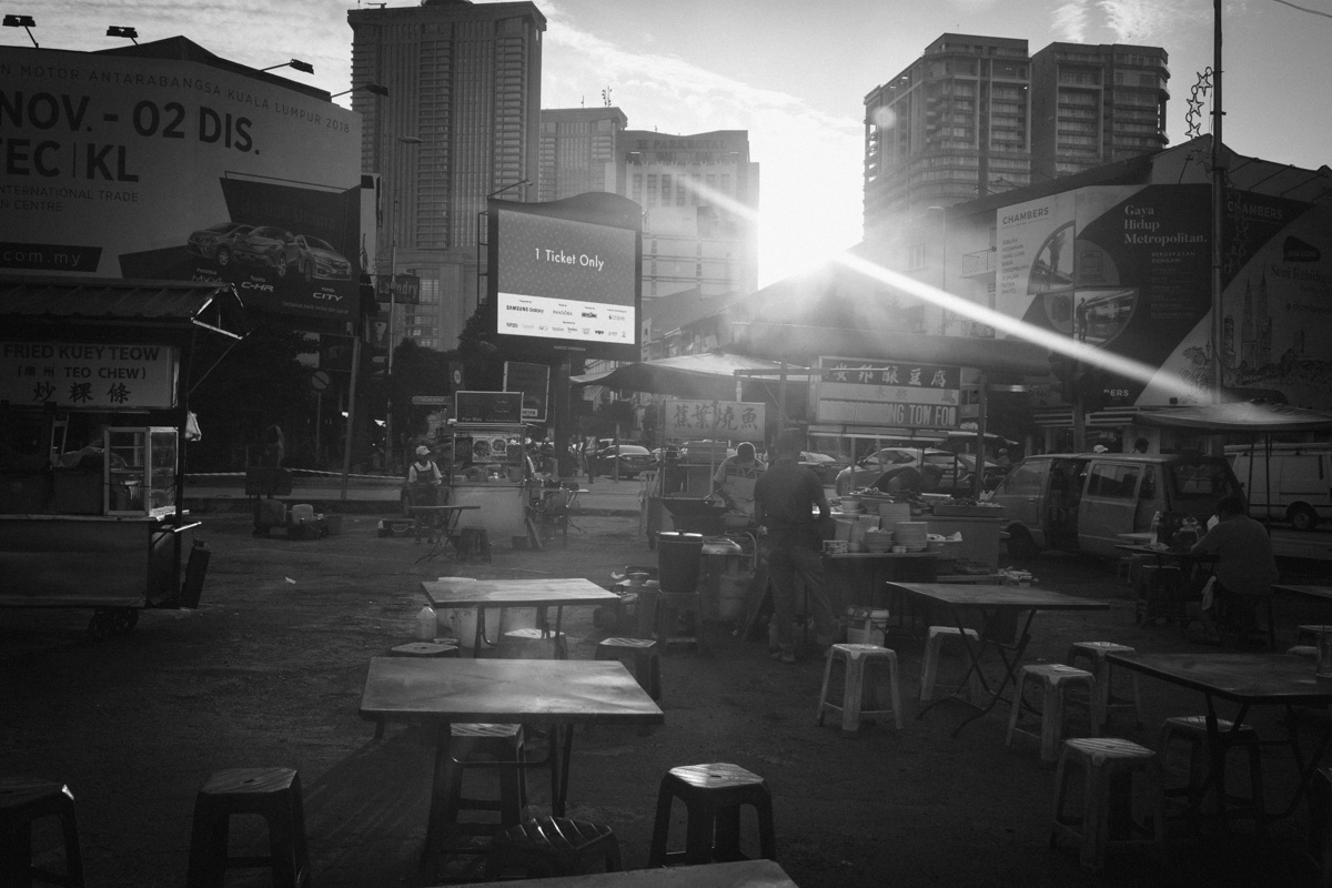 クアラルンプールは食事も人も最高でした|Leica M10 + Summilux 35mm f1.4