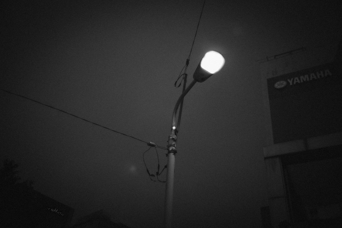 街路灯|Leica M10 + Summilux 35mm f1.4