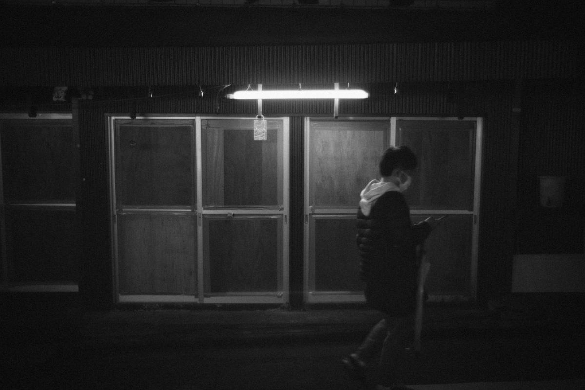 飲み屋街で賑わった桜丘町も今はシャッター通り|Leica M10 + Summilux 35mm f1.4