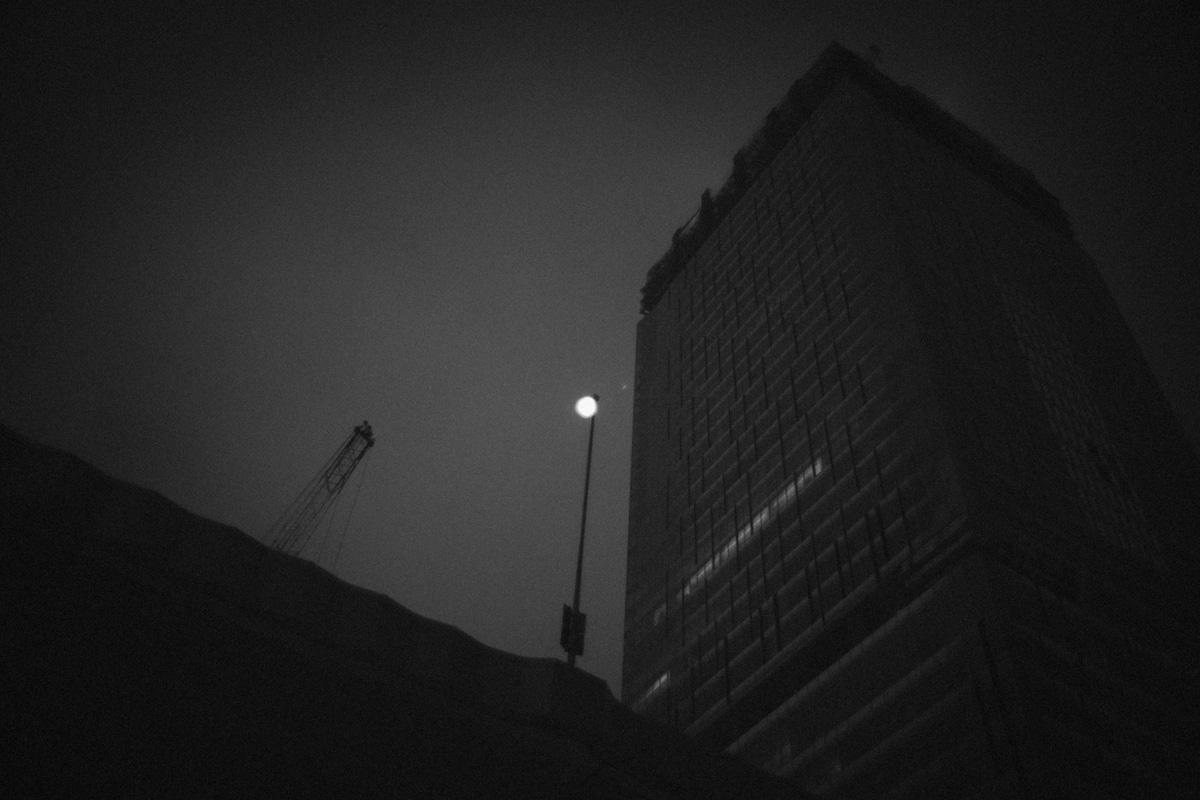 変わりゆく、我が町。渋谷区桜丘町のある晩の灯り|Leica M10 + Summilux 35mm f1.4