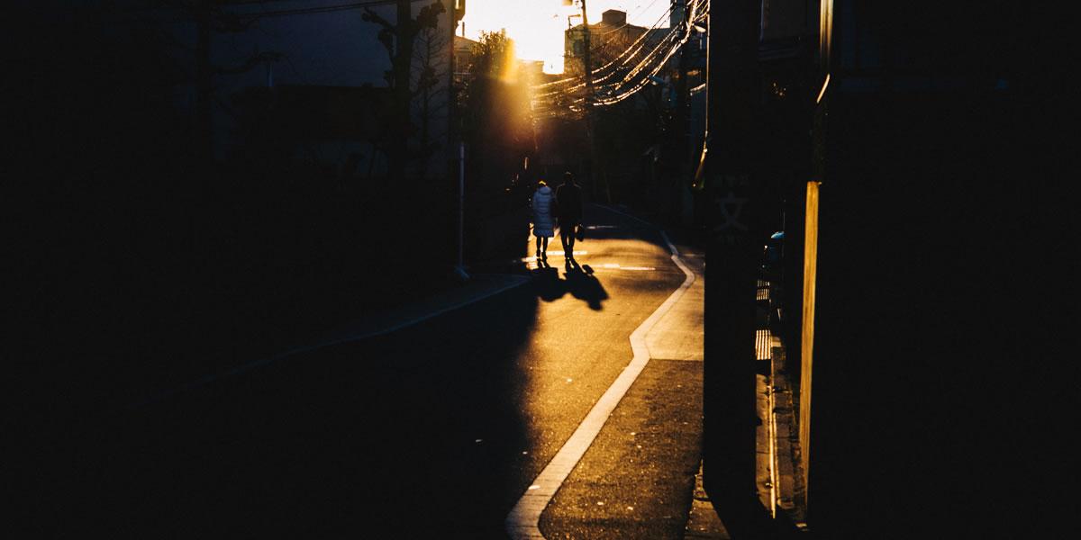 ある日あるときの、帰り道|Leica M10 + C Sonnar T* 1.5/50 ZM