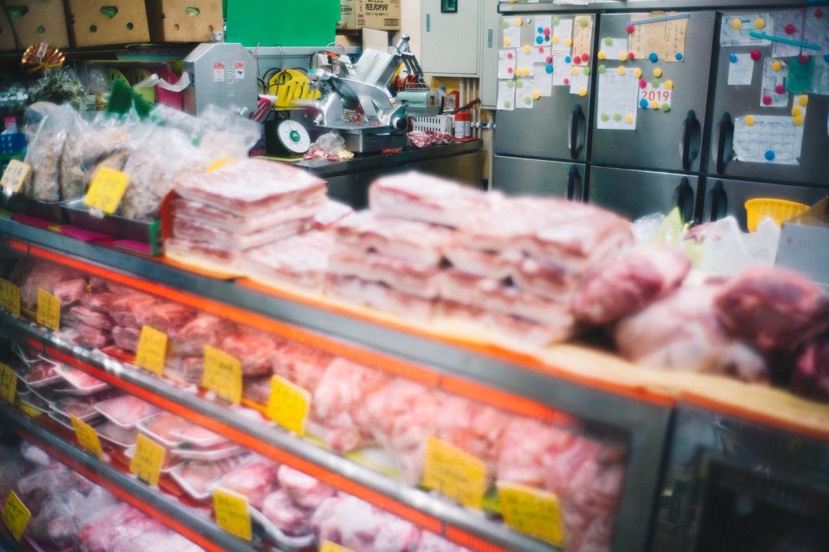 沖縄の豚肉文化を感じる|Leica M10 + Summilux 35mm f1.4