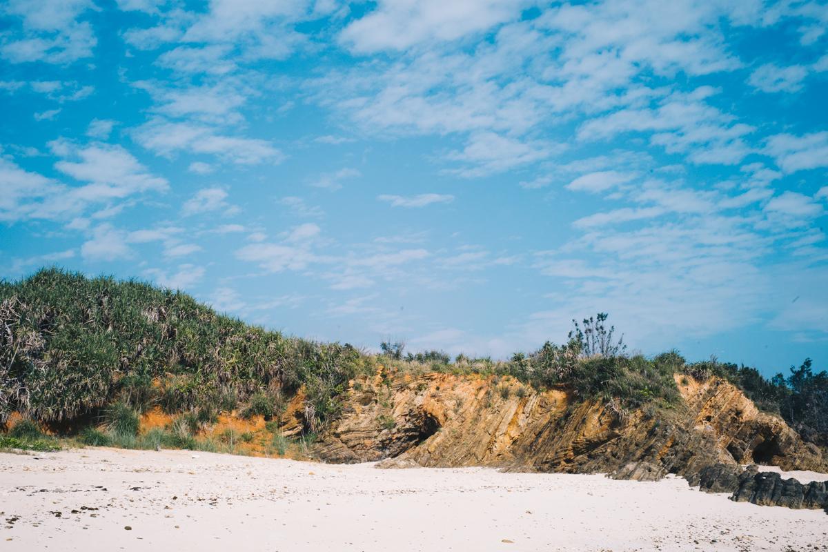 シーグラスビーチ|Leica M10 + Summilux 35mm f1.4