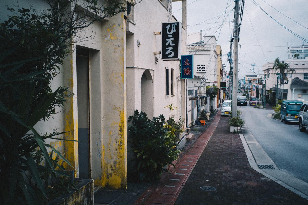 金武の街中を歩いてみる |Leica M10 + Summilux 35mm f1.4