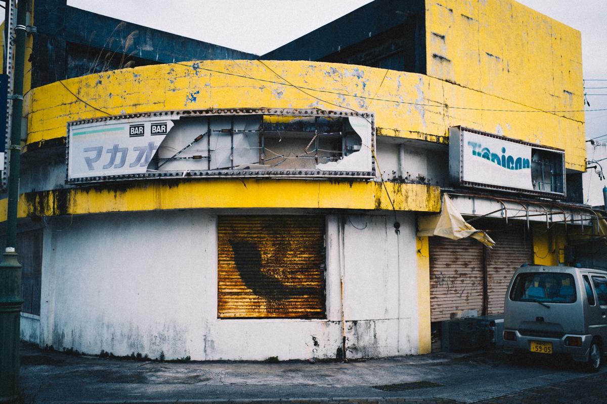 哀愁と廃墟の新開地|Leica M10 + Summilux 35mm f1.4