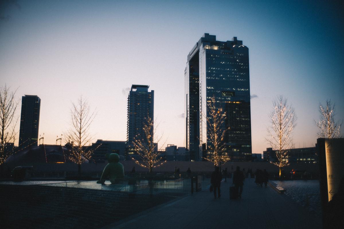 大阪駅前の再開発はいつ進むの?|Leica M10 + Summilux 35mm f1.4