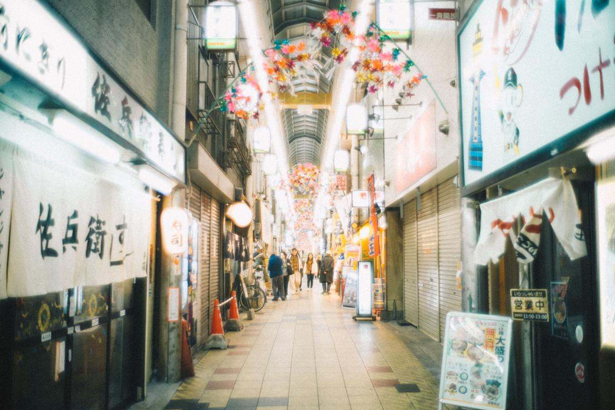 新世界、まばゆい!|Leica M10 + Summilux 35mm f1.4