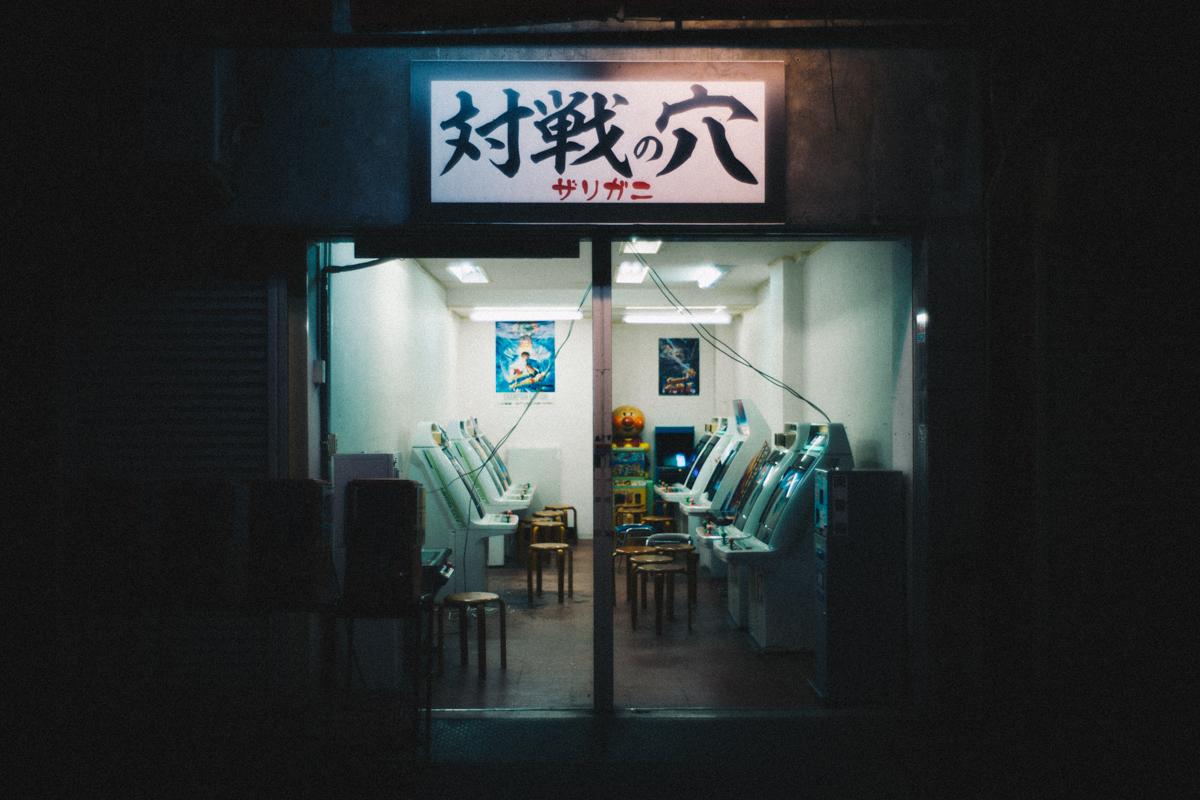 無人のゲームセンター|Leica M10 + Summilux 35mm f1.4