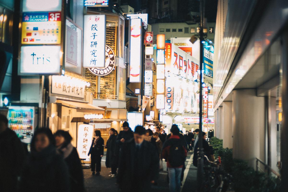 渋谷は眩しいなぁ(*´ω`)|Leica M10 + C Sonnar T 1.5/50 ZM