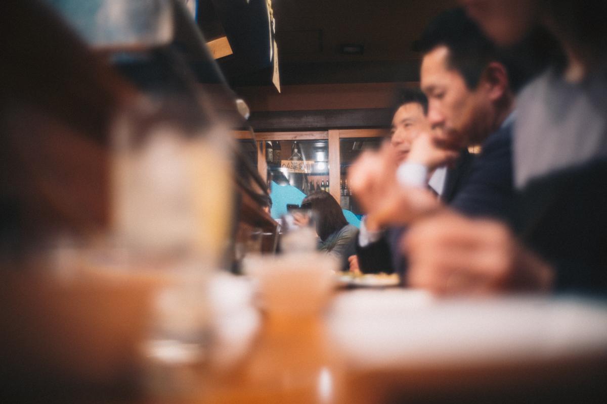 鳥のぶは幸せになれる居酒屋だった|Leica M10 + Summilux 35mm f1.4