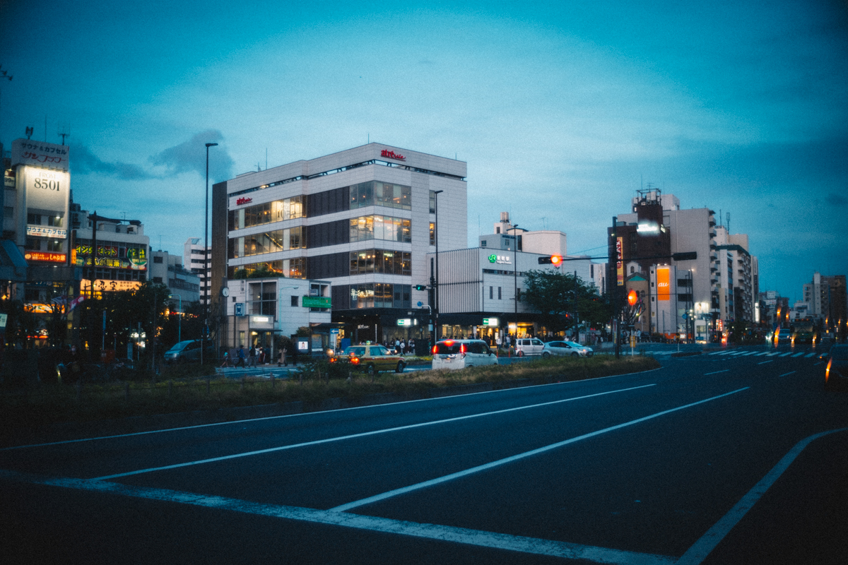巣鴨にやってきた!|Leica M10 + Summilux 35mm f1.4