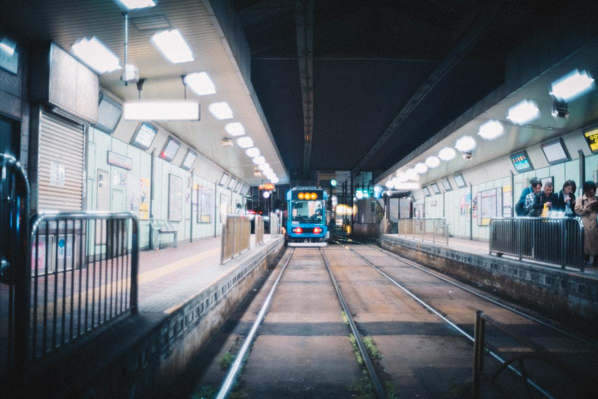 大塚駅にて|Leica M10 + Summilux 35mm f1.4