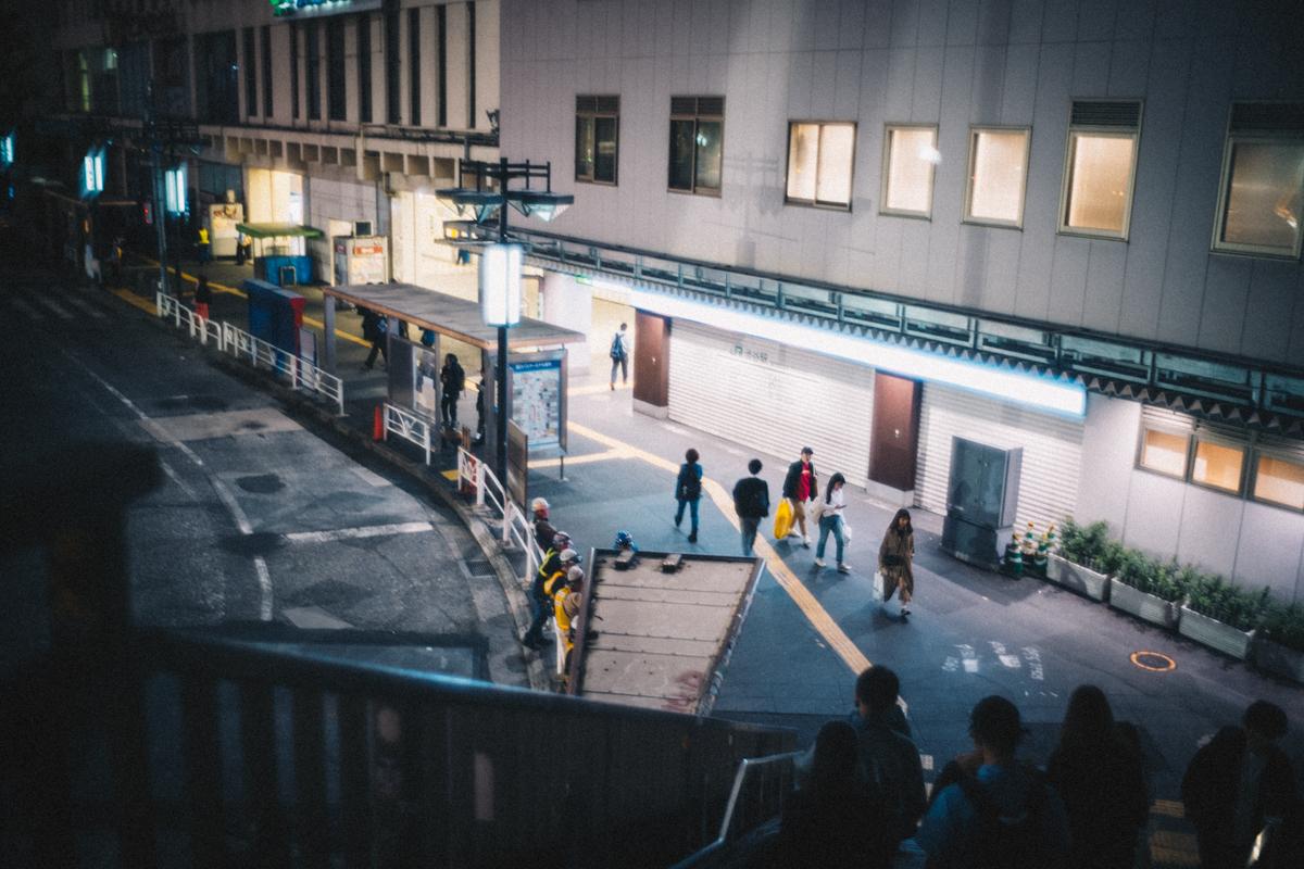 渋谷から池尻大橋へ|Leica M10 + Summilux 35mm f1.4