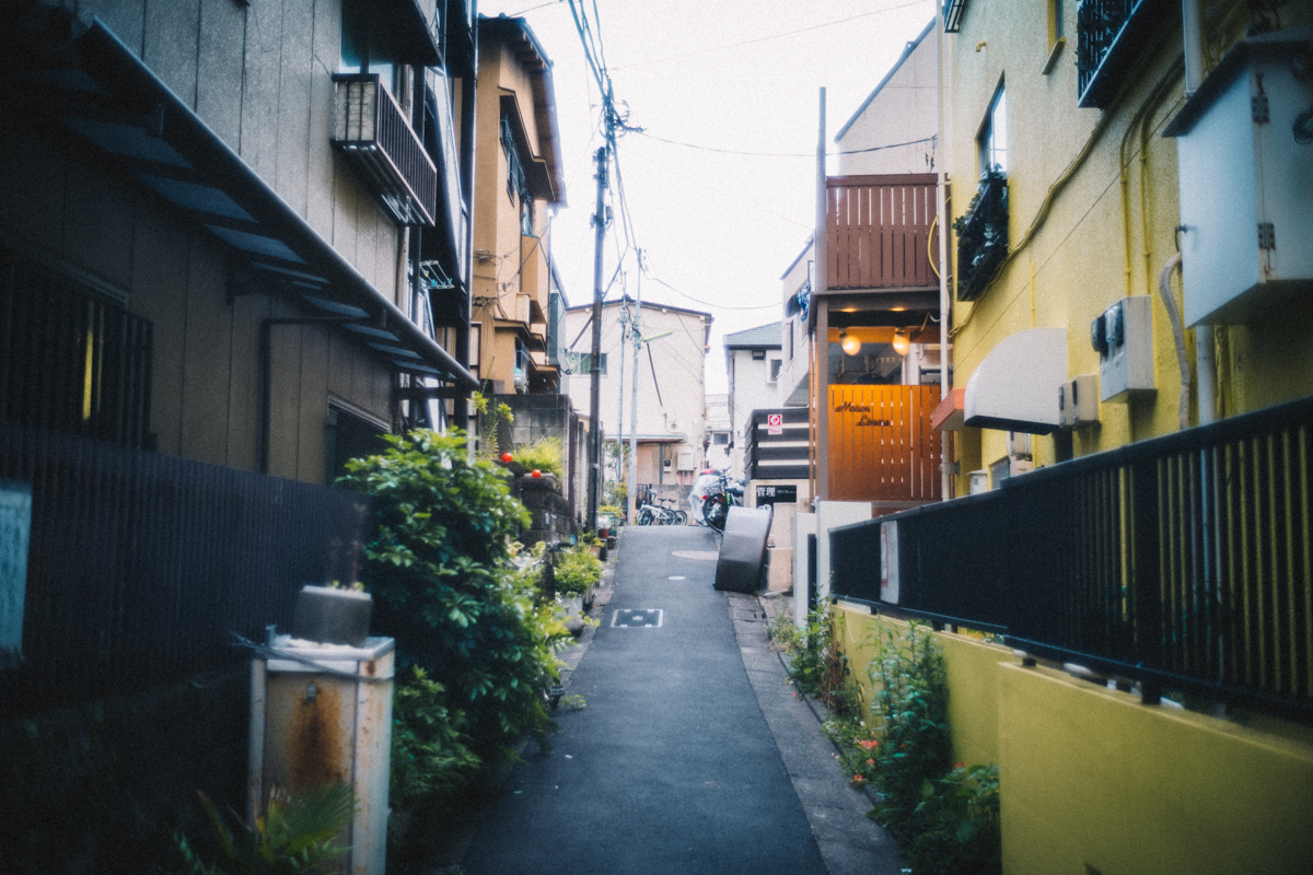 一歩246号線から逸れると素敵な住宅街|Leica M10 + Summilux 35mm f1.4