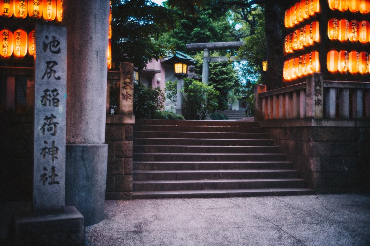 池尻稲荷神社|Leica M10 + Summilux 35mm f1.4