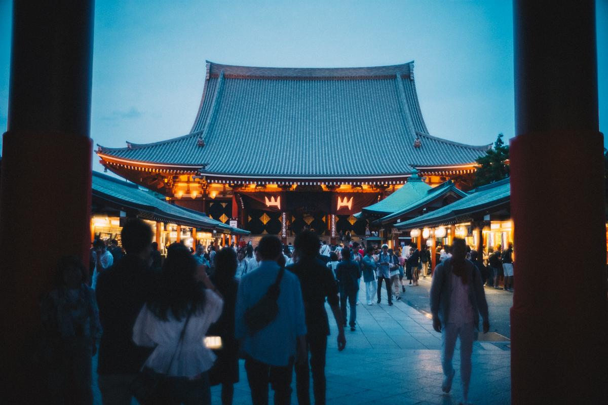 浅草寺|Leica M10 + Summilux 35mm f1.4