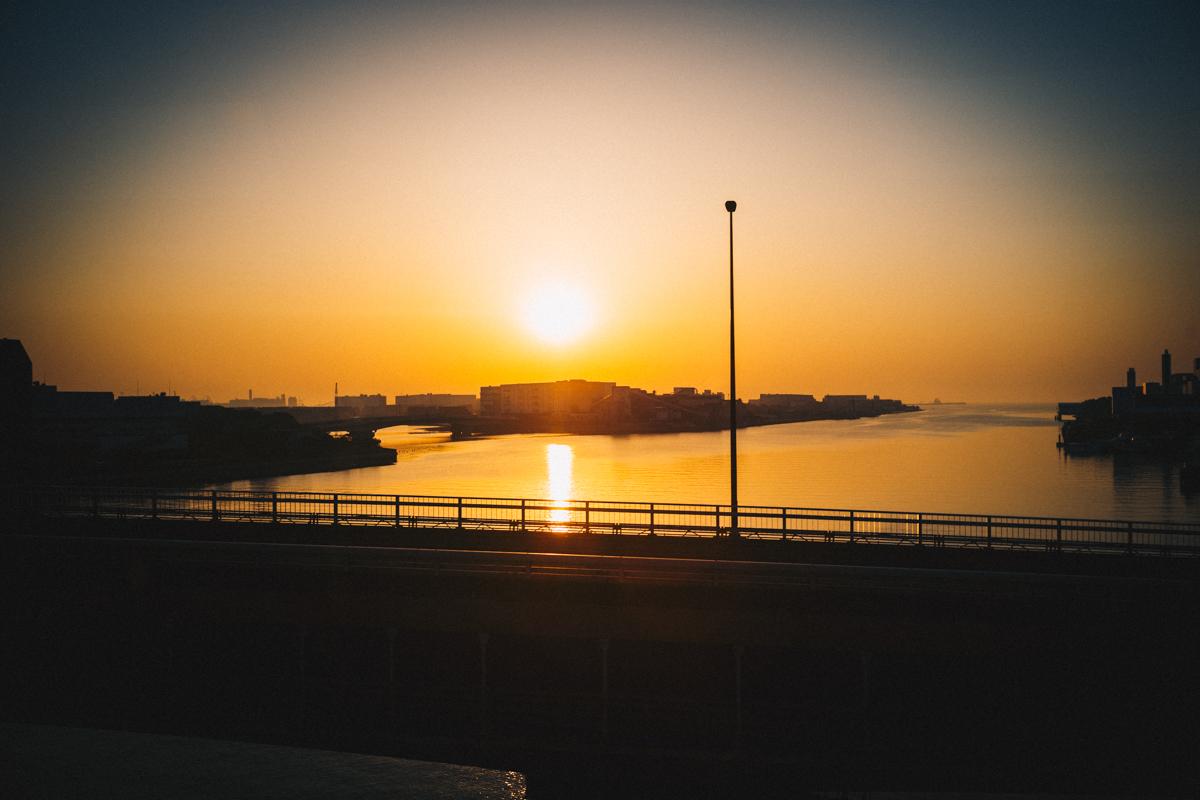 リムジンバスに揺られて羽田空港へ|Leica M10 + Summilux 35mm f1.4