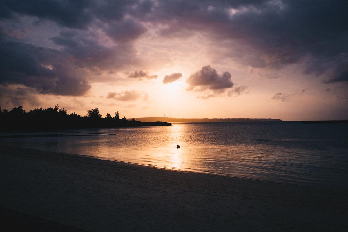 宮古島の夕暮れ|Leica M10 + Summilux 35mm f1.4