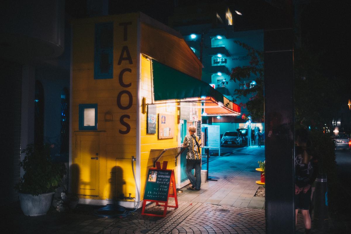 タコス屋さん|Leica M10 + Summilux 35mm f1.4
