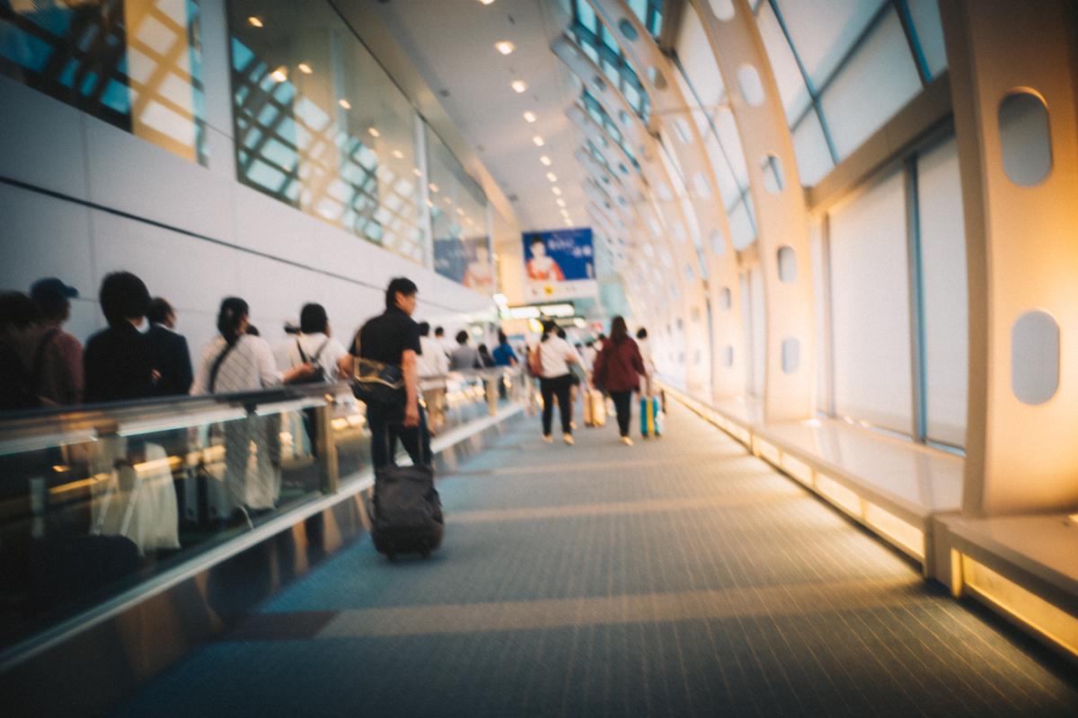 羽田空港に着いてしまった|Leica M10 + Summilux 35mm f1.4
