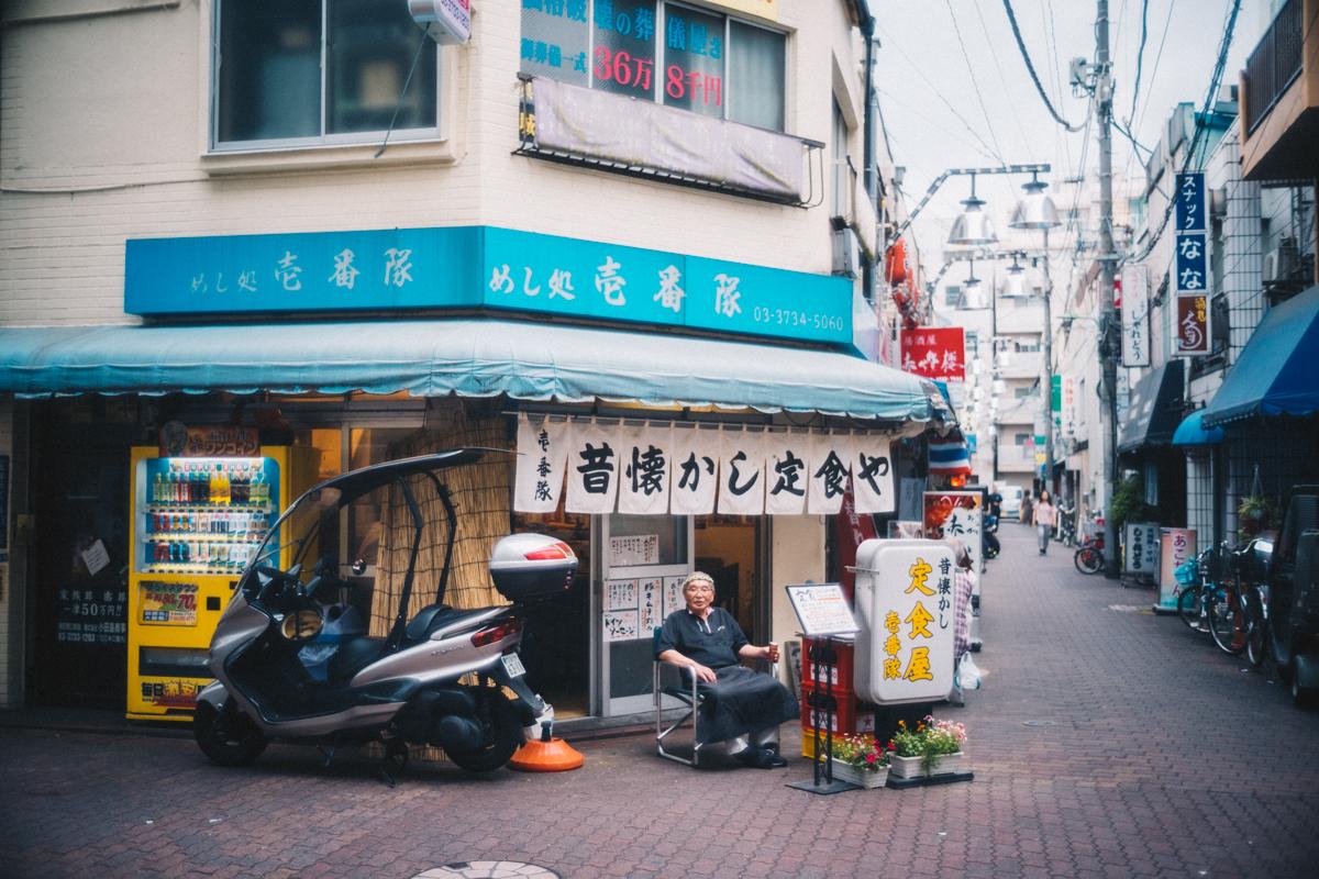 昼からガンガン飲める蒲田|Leica M10 + Summilux 35mm f1.4