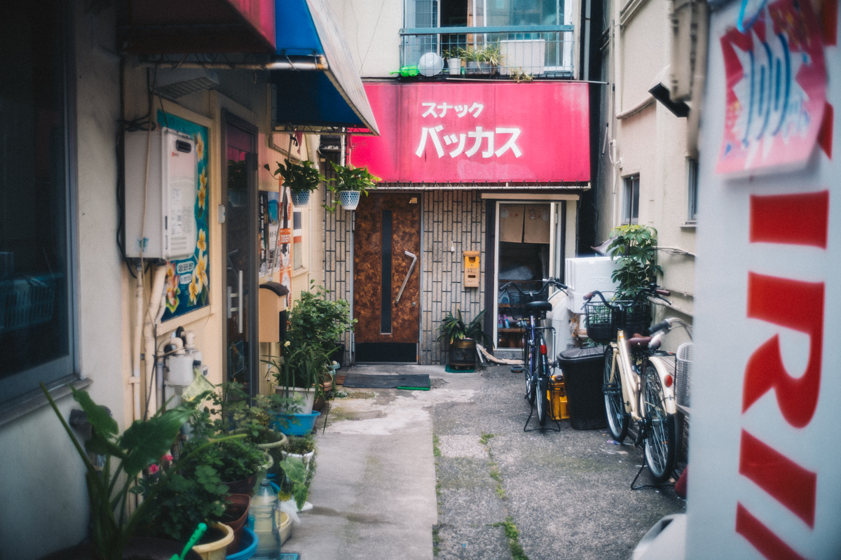 バッカスとは蒲田にふさわしい|Leica M10 + Summilux 35mm f1.4