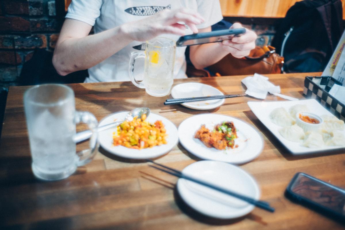 料理が美味しかったんだけど思い出せない|Leica M10 + Summilux 35mm f1.4