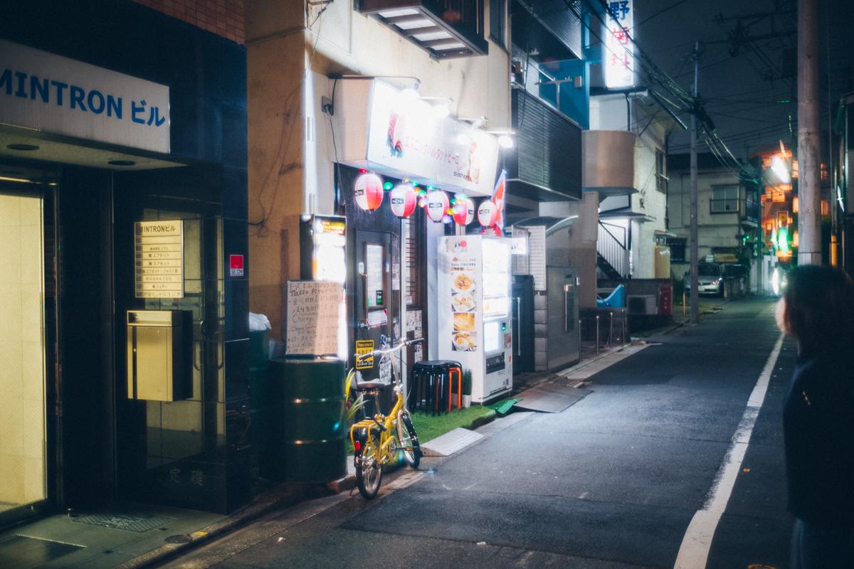 行ったお店はココ!どこ?|Leica M10 + Summilux 35mm f1.4