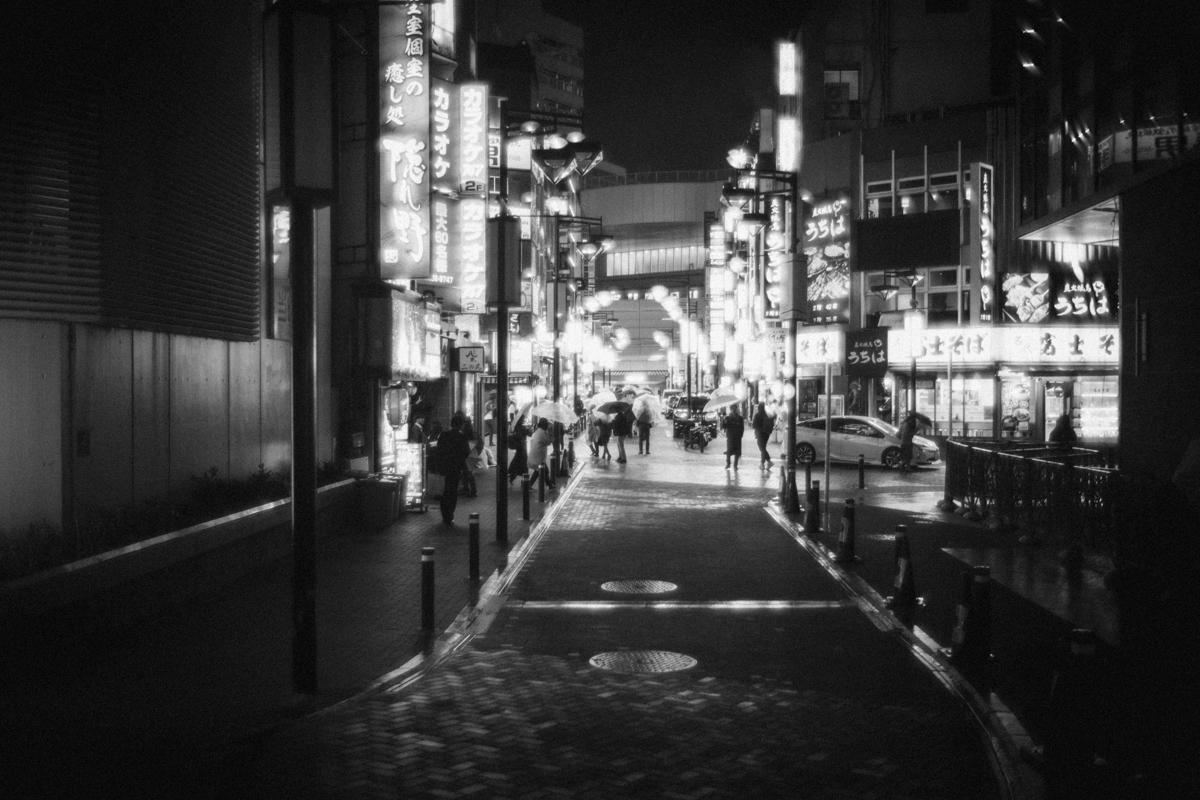 渋谷駅へ |Leica M10 + Summilux 35mm f1.4