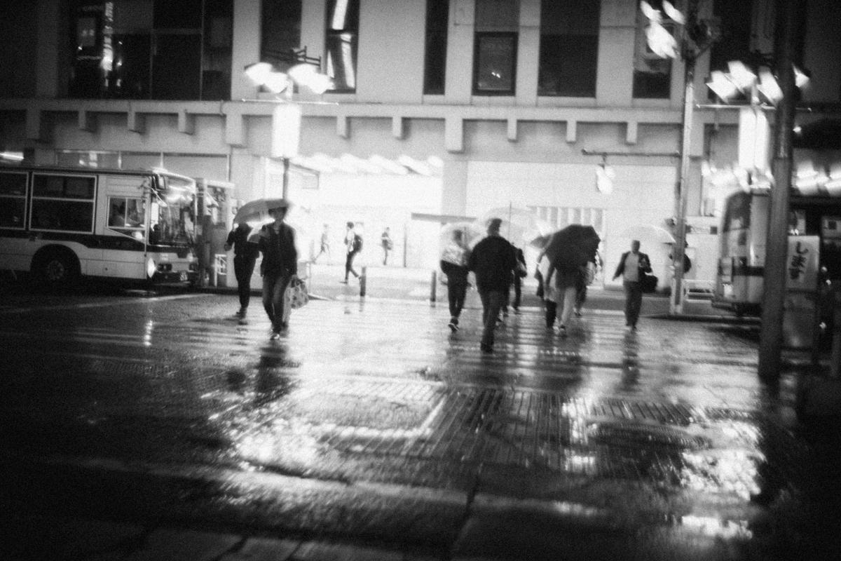 渋谷駅に着いたよ |Leica M10 + Summilux 35mm f1.4