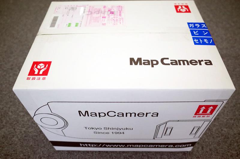 初めてのマップカメラ通販
