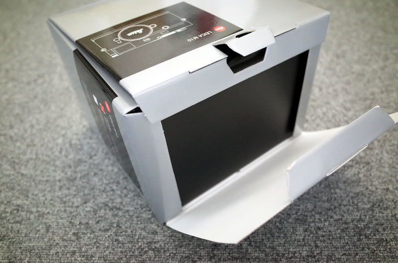 箱を開けたら、さらに箱が!