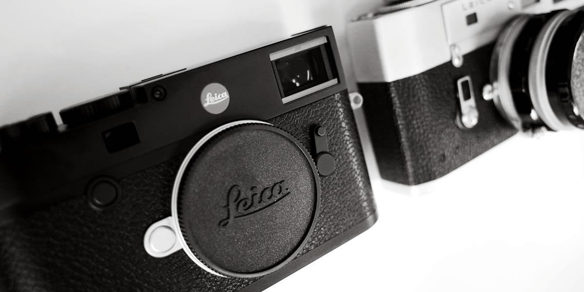 Leica M10の標準レンズを探せ!