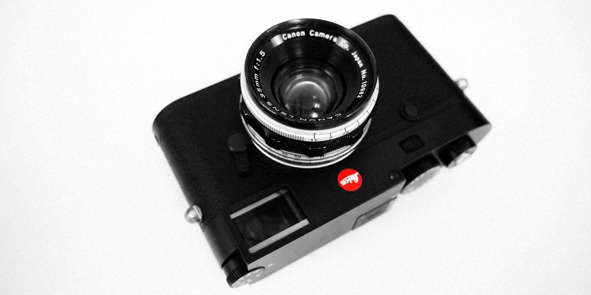 Leica M10がやってきた