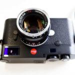 Leica M10のファームウェアをアップデートしよう!